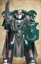 Cadoc Ganvan Champion of the Astral Serpents Updated II