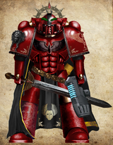 Sanguine Templars Grand Master
