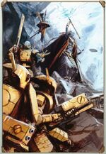 Warhammer 40,000 Homebrew Wiki:How to Create a Homebrew Tau Sept