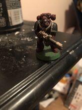 Bloodmoon Hunter Model Flamer
