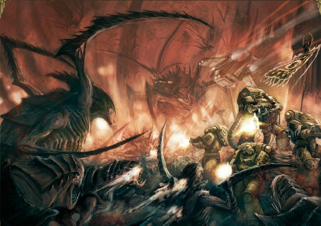 Tyranids vs Imperial Fist.jpg
