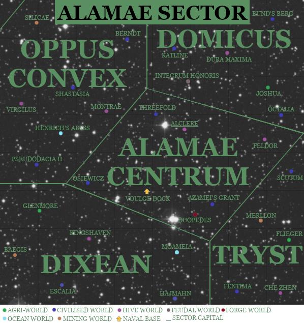 Alamae Sector