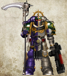 Champions Mortis Chapter Master