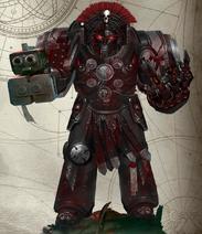 Imp Ravagers Triarius Centurion