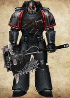 Megalodons Void-Brother Mk III