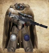 Gulf Hawks Delta Commando