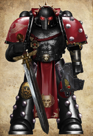Sanguine Templars Knight Commander