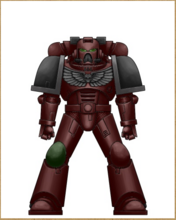 Bloodmoon Hunter Tactical Marine BC