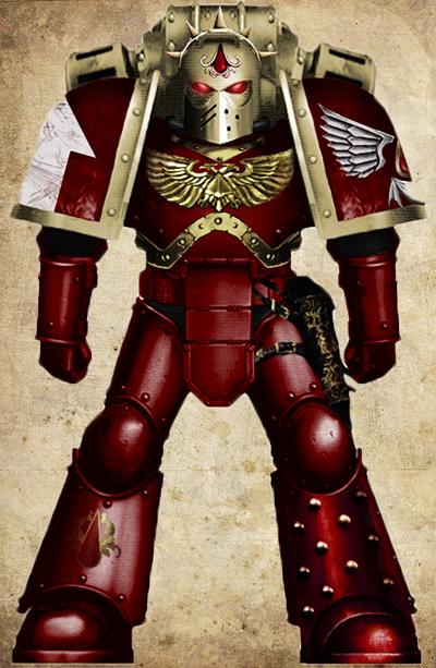 1x Blood Angels Terminator Assault Squad Lightning Claws Pair E Warhammer 40000