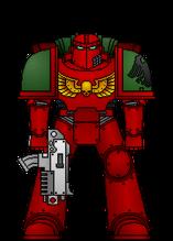 Bloodmoon Hunters Mark-III