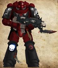 Blood Scorpions Primaris