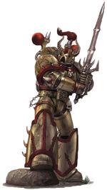 Warhammer 40,000 Homebrew Wiki:How to Create a Homebrew Chaos Space Marine Warband