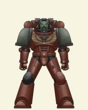 Bloodmoon Hunters Sergeant 2