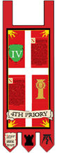 4th Priory Banner