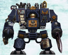 New Dawn Chapter Master Dred