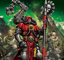 Warhammer 40,000 Homebrew Wiki:How to make a Homebrew Adeptus Mechanicus Order