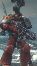 Bloodmoon Hunters Concept wh40k DOW2 Techmarine