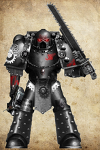 Iron Gorgons Iron Captain