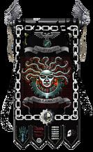 Iron Gorgons Chapter Banner