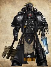 Death Templars Chaplain