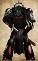 Bloodmoon Hunter Mk VII Variant Captain