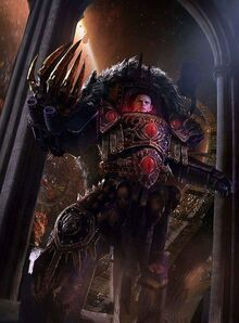 Horus Lupercal, Primarch of the Sons of Horus.jpg