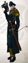 Ashimar officer