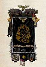 Nemean Lions Chapter Banner