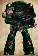 Tigers Igora Battleline Astartes