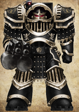 Brazen Lion Cataphractii Pattern Termi Armour