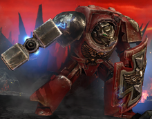 Bloodmoon Hunters Concept wh40k DOW2R Terminator 2