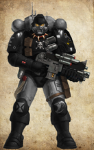 Silverbacks Vanguard Marine