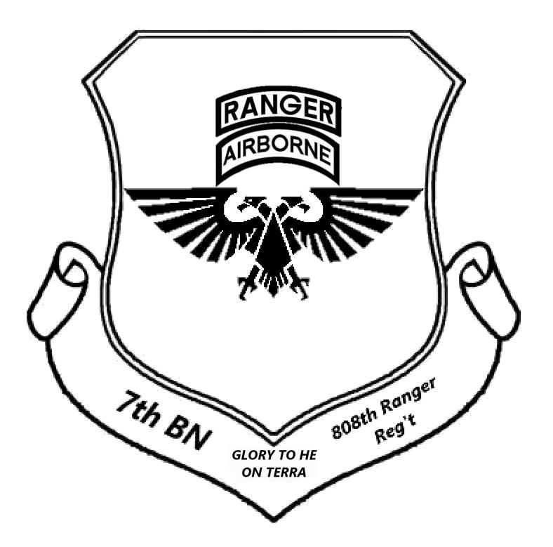 7th Battalion, 808th Ranger Regiment
