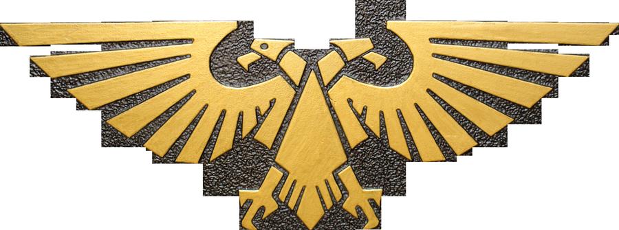 40k Imperial Aquila (transparent) by fuguestock.png