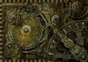 WH40K Canon Timeline of the Galaxy