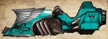 'Fulgur' Jetbike