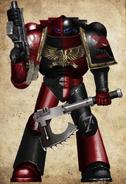 Knight of Aryith Astartes