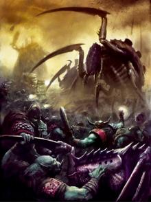 Ork vs Tyranide.png
