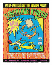 Sledgehammer O'Possum - Out and About