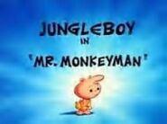 Jungle Boy in - Mr. Monkeyman