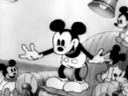 Mickey Mouse in Giantland