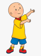 474-4747520 caillou-clipart-hd-png-download