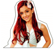 Ariana grande cut out png by gouhld by fabdoodler-d510wb4