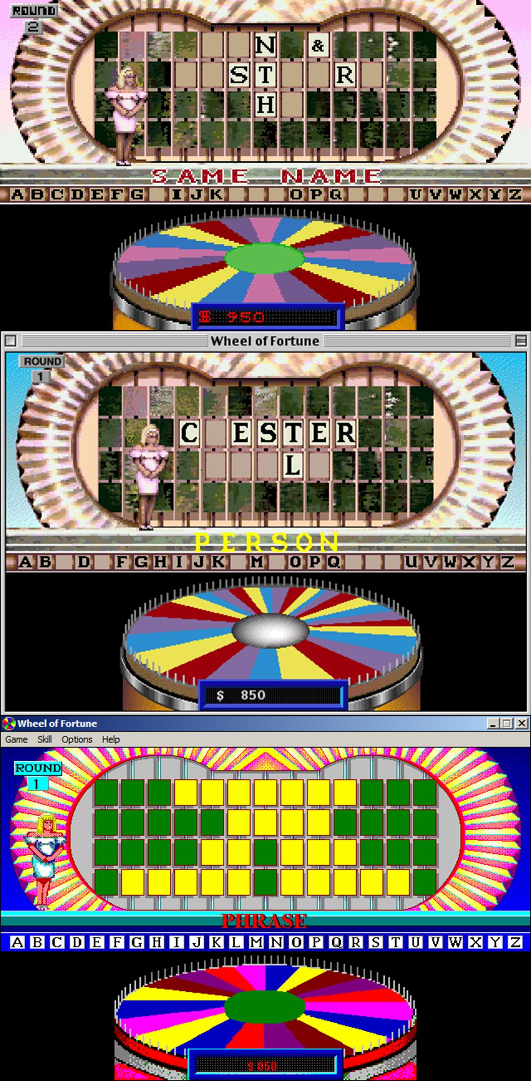 Video Games Wheel Of Fortune History Wiki Fandom