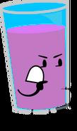 Grape Juice Pose