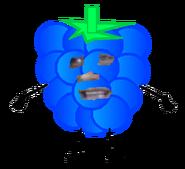 Weird Blue Raspberry