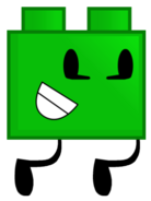 Recolored Lego