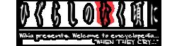 Higurashi no Naku Koro Ni Wiki