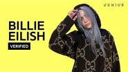"Billie Eilish ""idontwannabeyouanymore"" Official Lyrics & Meaning - Verified"