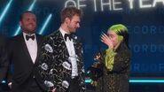 Billie Eilish Wins Record of The Year 2020 GRAMMYs Acceptance Speech